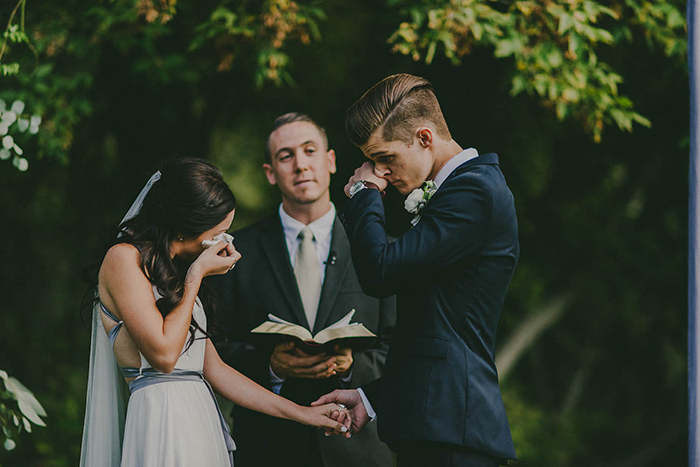 6 Ways To Craft An Intimate Wedding Even With A Large Guest List