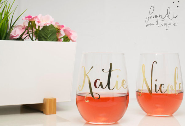 Affordable Bridesmaids Gifts Your Girls Will Love!
